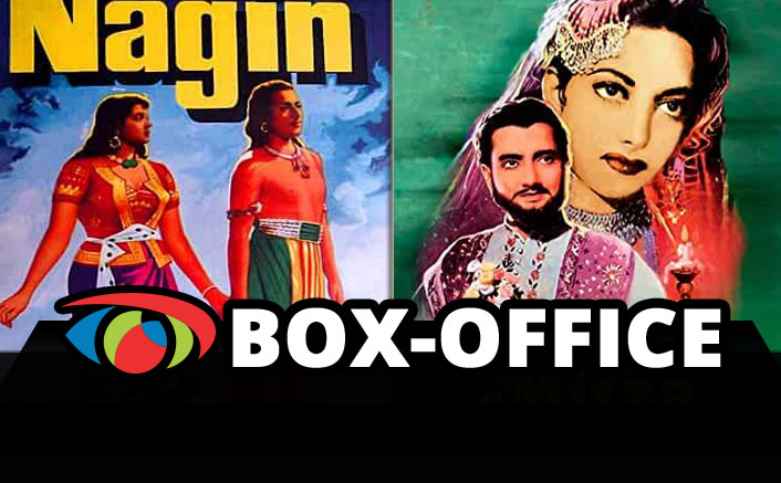 From Pradeep Kumar's Nagin To Bharat Bhushan's Mirza Ghalib - Top Bollywood Box Office Grossers Of 1954