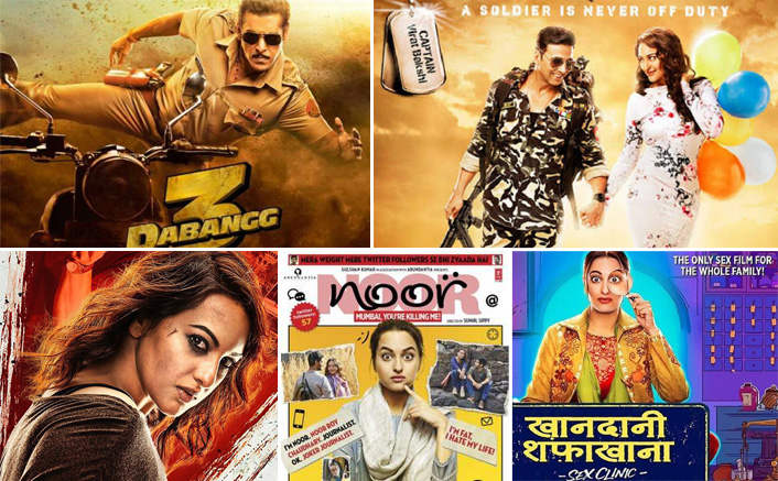 Happy Birthday Sonakshi Sinha: From Rajjo to Noor – Characters Played By The 'Dabangg' Girl That Are Worth Mentioning