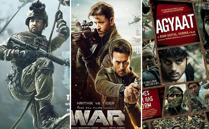 From Uri: The Surgical Strike To Ram Gopal Varma's Agyaat - Bollywood Films & Their Unique Promotions