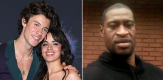 George Floyd death: Camila Cabello, Shawn Mendes attend protest in Miami