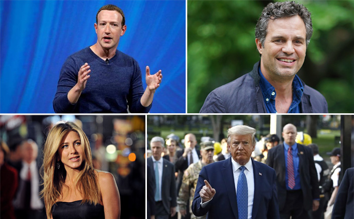 George Floyd Row: Jennifer Aniston & Mark Ruffalo Call Out Mark Zuckerberg For Not Pulling Down Donald Trump's 'Violent' Post From Facebook