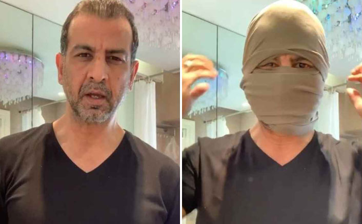 George Floyd Update: Here's How Ronit Roy's Tutorial Video Is Inspiring The US Protesters To Hide Their Face
