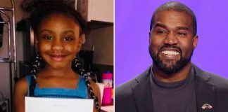 George Floyd's daughter thanks Kanye West for college fund