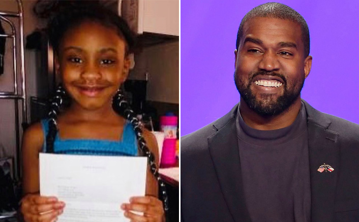 """George Floyd's 6-Year-Old Daughter, Gianna Thanks Kanye West: """"Because Of You I Will Have A College Education"""""""