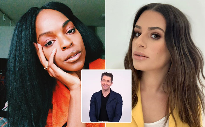 Glee Star Matthew Morrison Has The PERFECT Reaction To The Lea Michele & Samantha Ware Controversy(Pic credit: matthewmorrison/Instagram samanthamarieware/Instagram leamichele/Instagram)