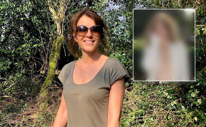 Gossip Girl Fame Elizabeth Hurley Goes Braless Under The Sun & She's Jaw-Dropping Gorgeous!