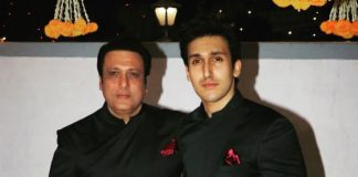 Govinda's Son Suffers From A Car Accident; Minor Injuries Reported