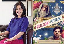 'Gulabo Sitabo' my original work, claims Juhi Chaturvedi