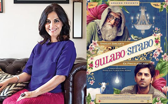 """Gulabo Sitabo Writer Juhi Chaturvedi On False Plagiarism Accusations: """"Those Are For Publicity Only"""""""