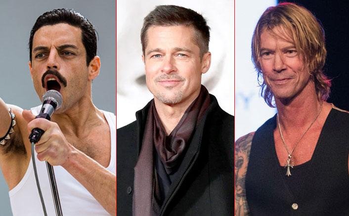 Guns N' Roses' Bassist Duff McKagan Chooses Brad Pitt For His Biopic & SLAMS Rami Malek's Bohemian Rhapsody
