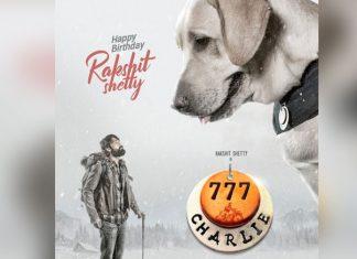 Happy Birthday Rakshit Shetty! Kannada Star Treats His Fans With A Glimpse From His Next, 777 Charlie
