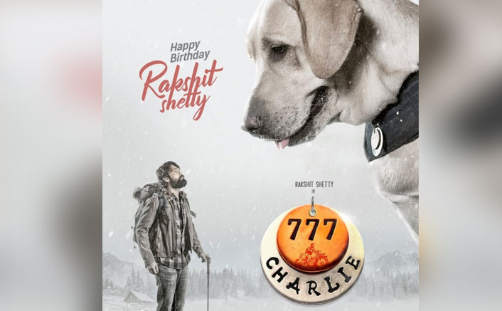 Happy Birthday Rakshit Shetty! Kannada Star Treats His Fans With A Glimpse From His Next '777 Charlie'