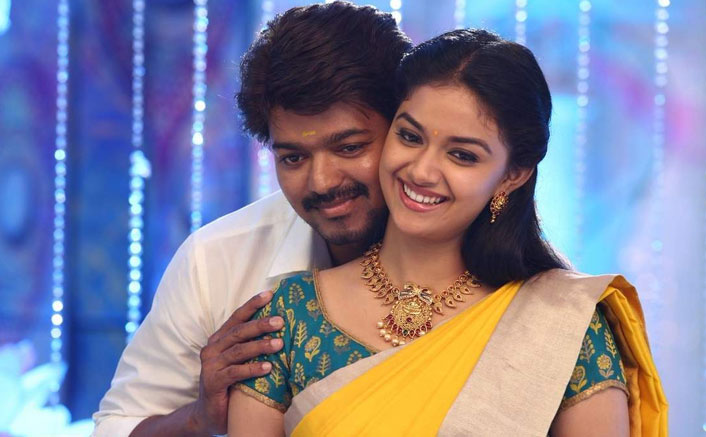 Happy Birthday Thalapathy Vijay! Keerthy Suresh Pays Musical Tribute To Tamil Superstar With Violin