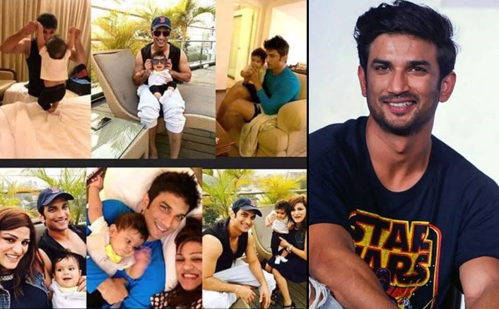Sushant Singh Rajput's 5-Year-Old Nephew's Reaction To His Demise Is Leaving Us Teary-Eyed!