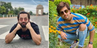 Himansh Kohli visits India Gate after 'self-quarantine' ends