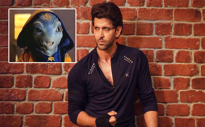 Hrithik on Jadoo's extra thumb in 'Koi... Mil Gaya'