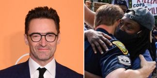 Hugh Jackman AKA Wolverine Called Out For Sharing A 'Propaganda' Photo From George Floyd Protest