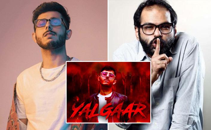 Is CarryMinati's Yalgaar COPIED? Kunal Kamra Mocks The Roaster For Plagiarism