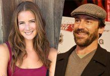 Is Jon Hamm Dating His Former 'Mad Men' Co-star Anna Osceola?