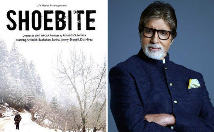 Shoebite: Original Producer Of Amitabh Bachchan's Shelved Film Accuses Shoojit Sircar & Ronnie Screwvala Of Stealing His Story!