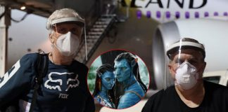James Cameron reaches New Zealand to restart 'Avatar' sequels