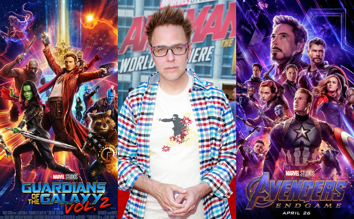 James Gunn To NEVER Direct An Avengers Film & Also Hints At Guardians Of Galaxy 4 Might Be His Last With The Team