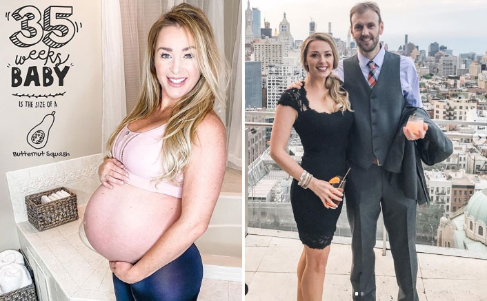 Jamie Otis & Doug Hehner Share Their Experience Of Giving Their Second Child An In-Home Birth Due To Pandemic