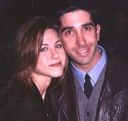 Jennifer Aniston Fell For FRIENDS Co-Star David Schwimmer AKA Ross Yet Again? Truth Unveiled