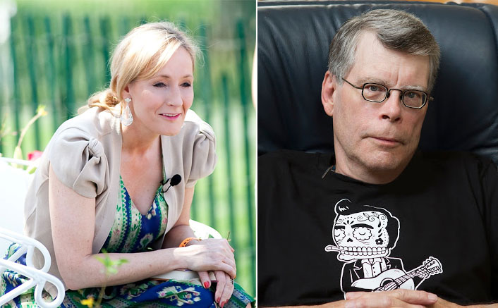 JK Rowling Deletes Her Stephen King Praising Tweet After Physicist Stands By The Transgender Community