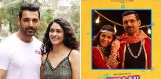 John Abraham, Mrunal Thakur collaborate on a dance number