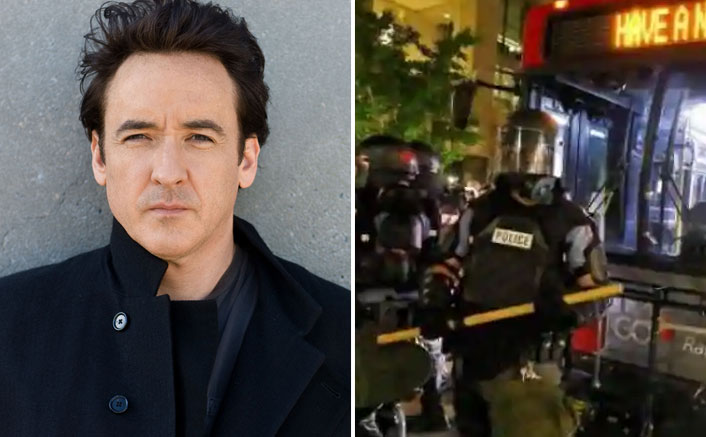 John Cusack Gets Attacked By Chicago Police For Filming The George Floyd Protest
