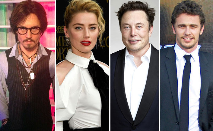 Johnny Depp Brings Back Amber Heard's Alleged Affairs With Elon Musk & James Franco In Court