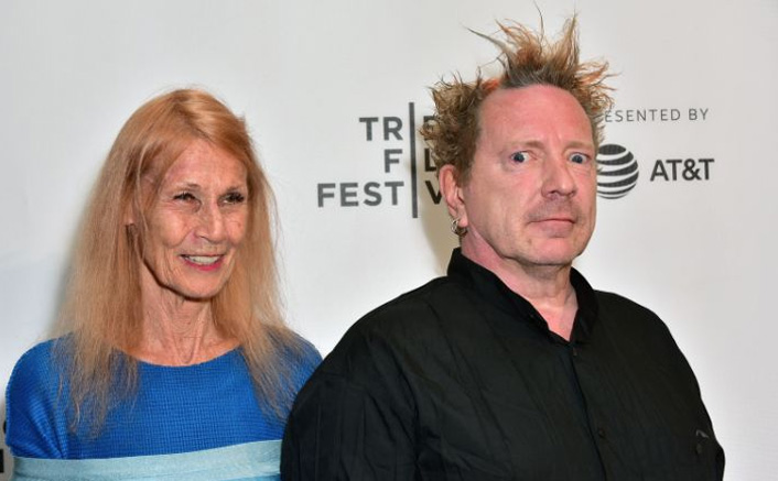Johnny Rotten Reveals He Is A Full-Time Carer For Alzheimer Suffering Wife Nora