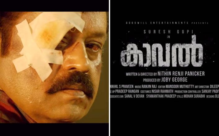 Kaaval: Birthday Boy Suresh Gopi Treats His Fans With A Mass Teaser From His Next