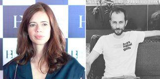 Kalki Koechlin shares picture of her 'favourite feminist'