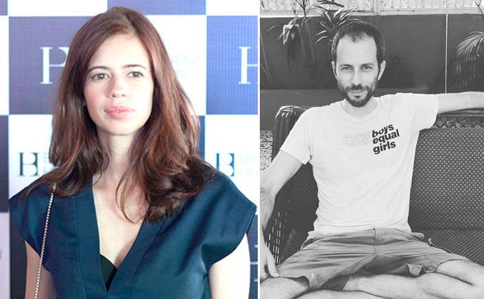 Kalki Koechlin Calls Her Beau Guy Hersberg Her 'Favourite Feminist' (Pic credit: kalkikanmani/Instagram)