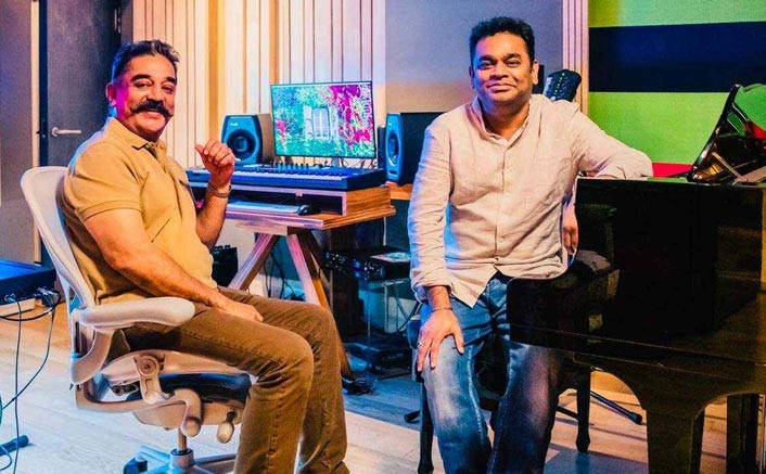 """Kamal Haasan: """"I Started Listening To AR Rahman's Songs Only After The World Recognised Him"""""""