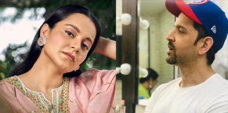 Kangana Ranaut Reveals Hrithik Roshan Called Her A 'Gold Digger'