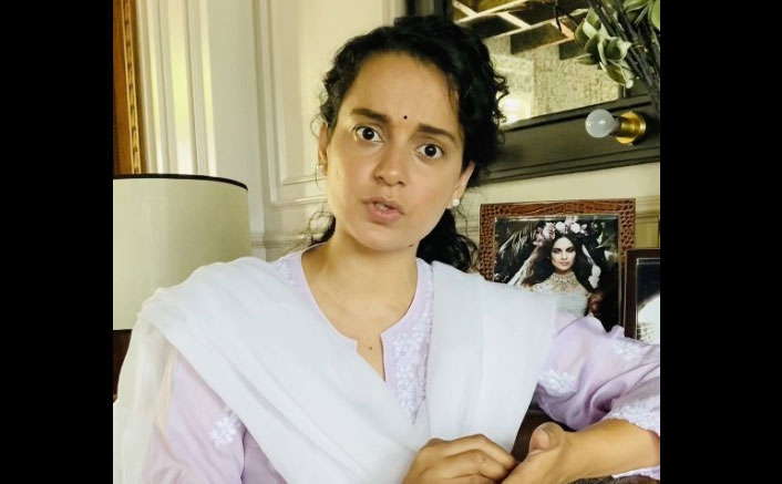 Kangana urges all to boycott Chinese goods after Galwan attack