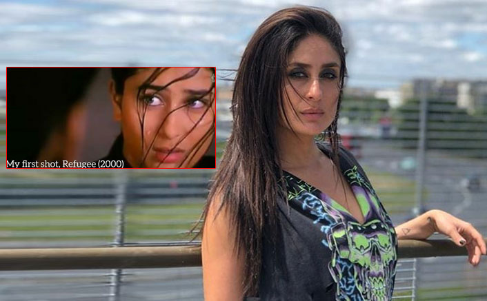 Kareena Kapoor Khan Completes 20 Years In Bollywood, Shares Her First Ever Shot
