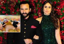 Kareena floored by Saif and son's back-to-back photo-op