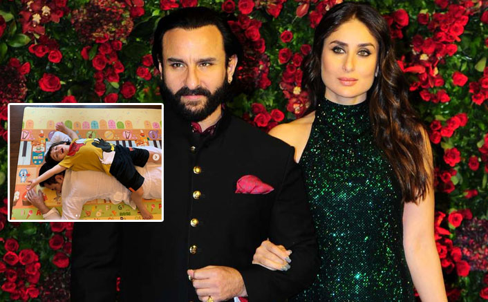 Kareena Kapoor Khan Has An Adorable Version Of Saif Ali Khan & Son Taimur's Bond, Check Out