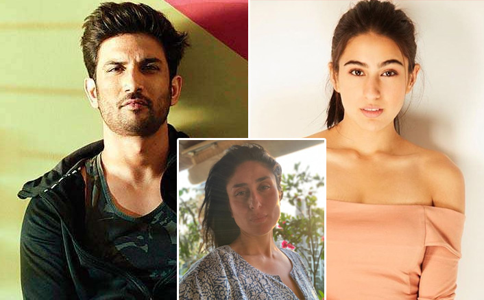 "Sushant Singh Rajput Fans Bash Kareena Kapoor Khan For Her Advice To Sara Ali Khan, Say ""She Ditched Shahid Kapoor & Married A Married Guy Who Have Kids"""