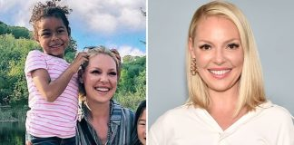 Katherine Heigl struggles to explain racism to daughter