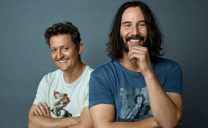 Keanu Reeves & Alex Winter's Message Is The BEST Graduation Speech You Would Ever Hear!