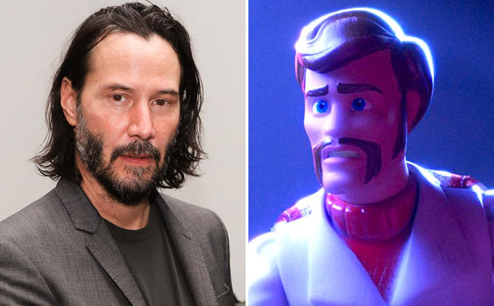 "Keanu Reeves On Playing Duke Caboom In Toy Story 4: ""A Daredevil With A Good Heart"""
