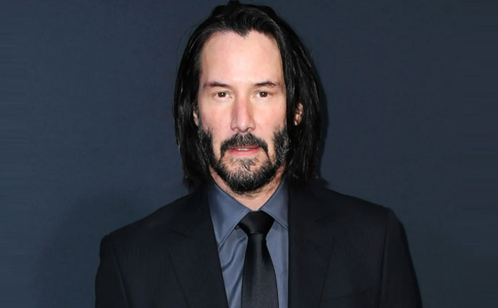 Matrix 4 Star Keanu Reeves To Go On A Virtual Date For Children's Cancer Charity!