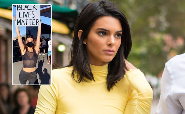 Kendall Jenner Edited Her Photo To Mark Presence At Black Lives Protests? Truth UNVEILED!