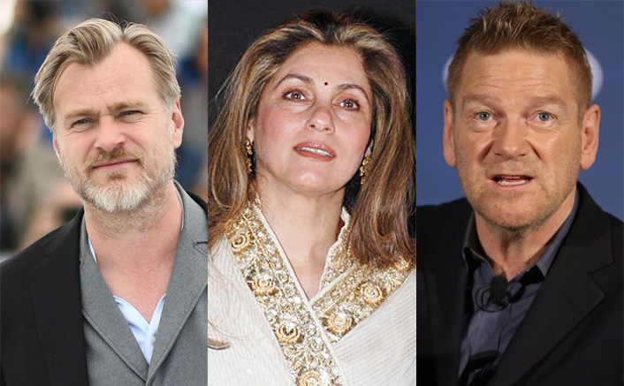 """Kenneth Branagh On Dimple Kapadia In Tenet: """"Christopher Nolan Was Thrilled With Her…"""""""