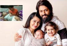 KGF Star Yash's Daughter Ayra Babysitting Her Little Brother In This Adorable Video Is The Cutest Thing On Internet Today, WATCH